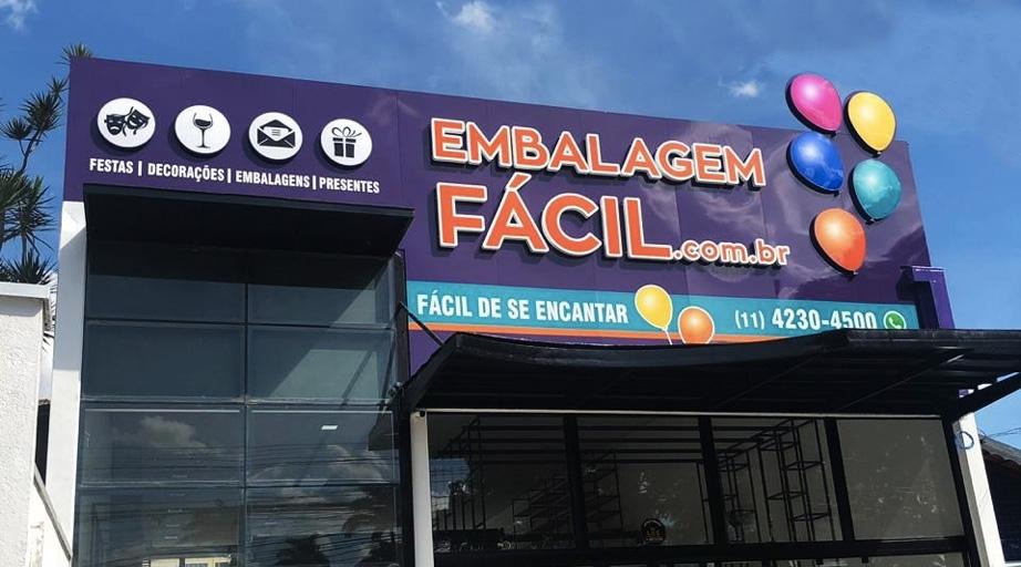 Embalagem Fácil Festas - Jundiaí / SP