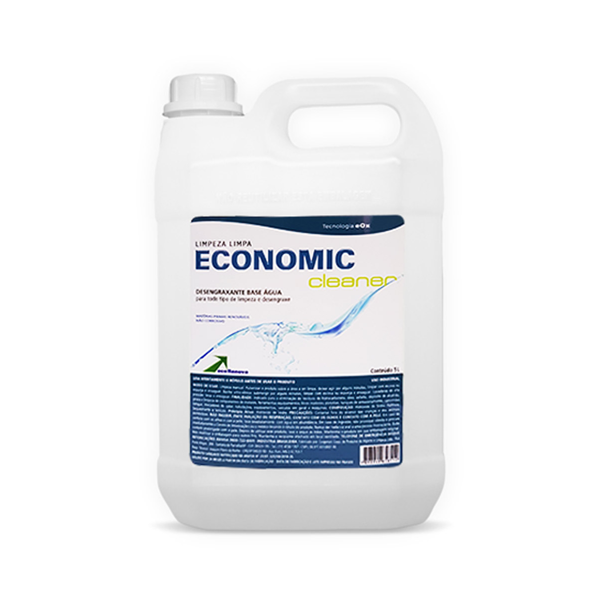 Desengraxante Ecorenova Economic Cleaner - Galão 5L